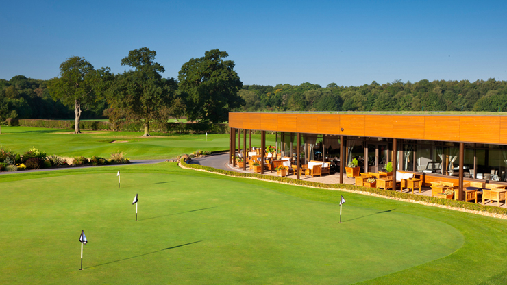 Rockliffe Hall Four Ball